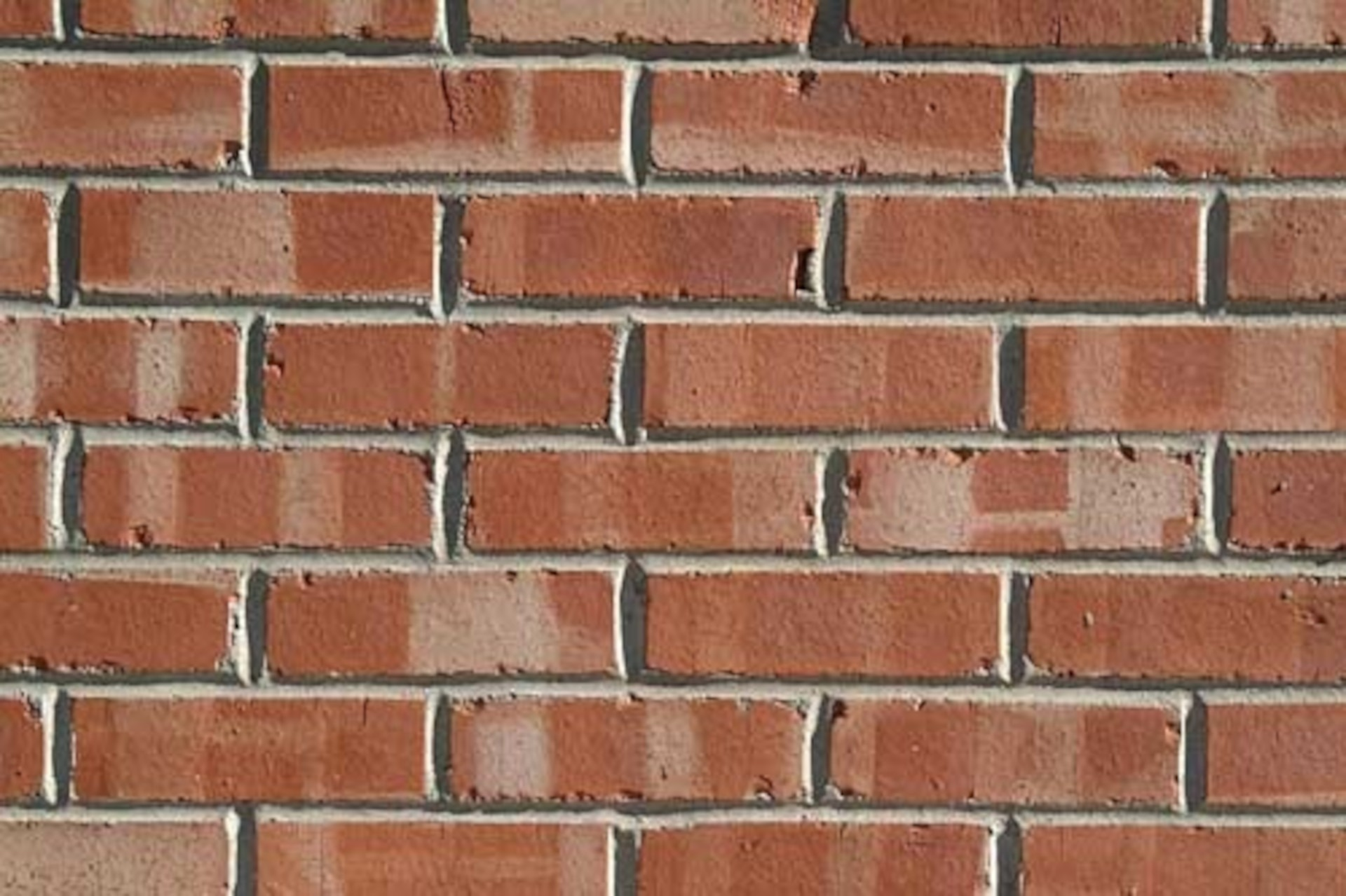 Red Smooth Frost Modular Brick