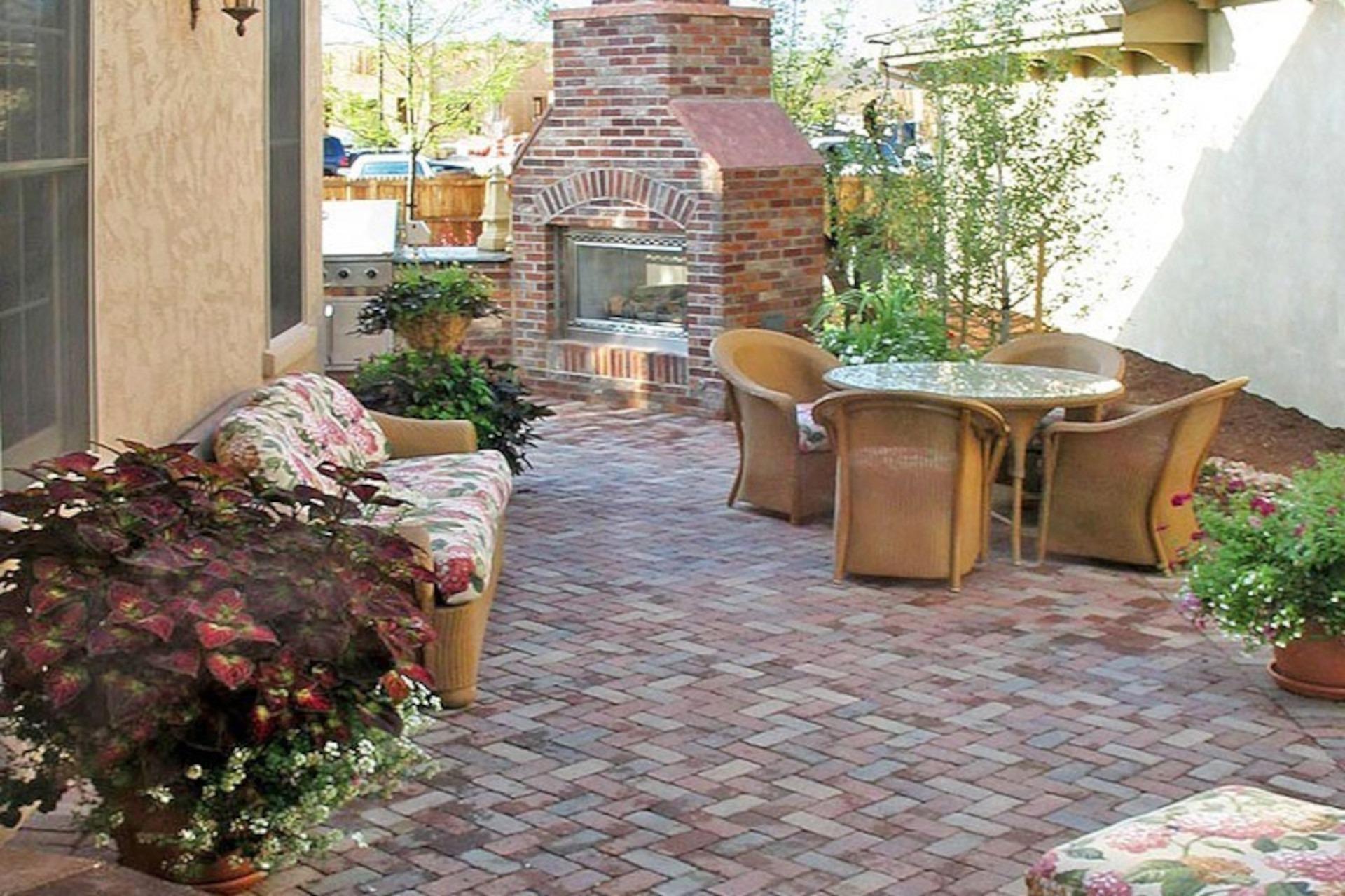 Brick Paver Example Lexington