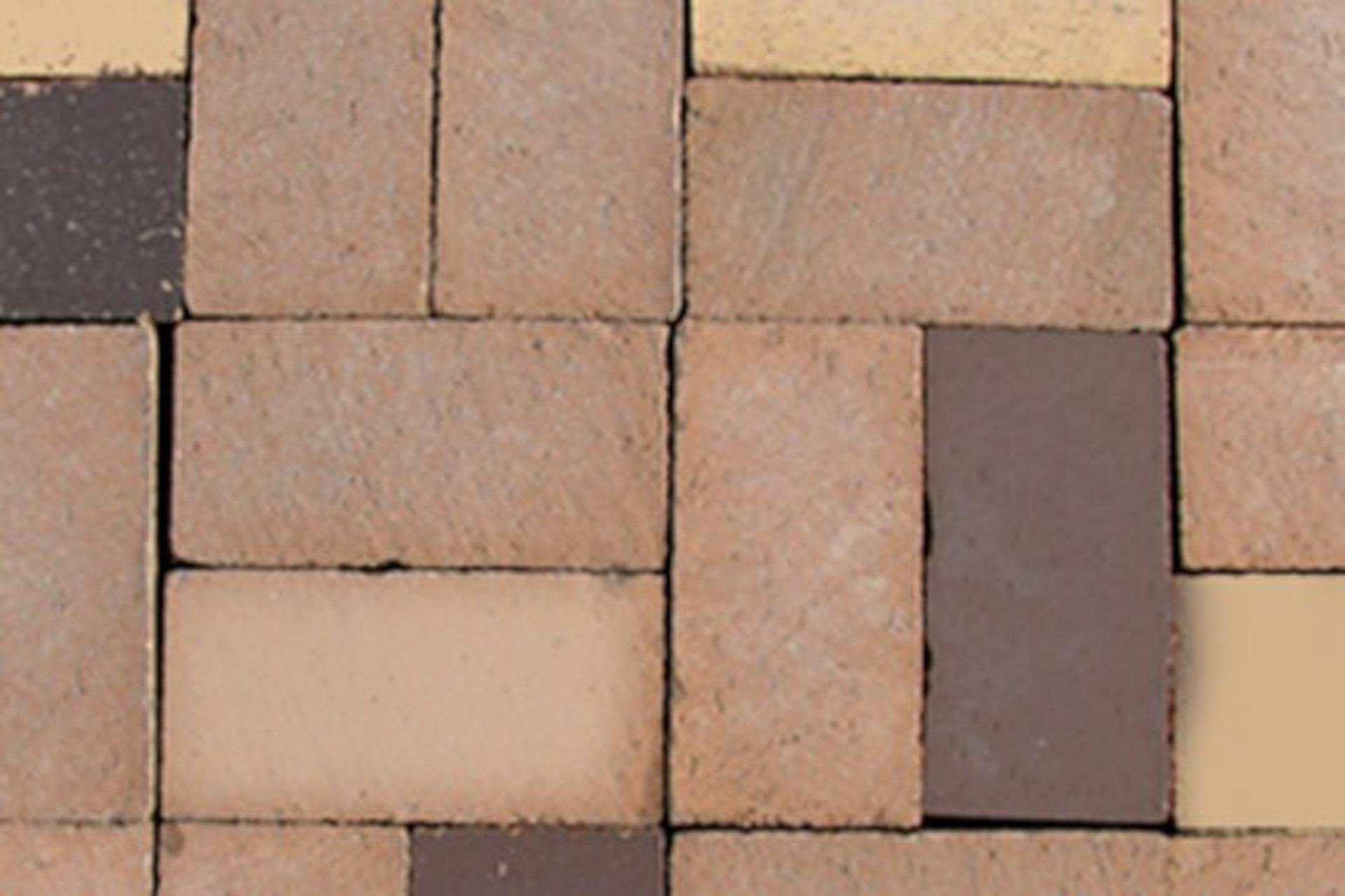Canelo Brick Pavers