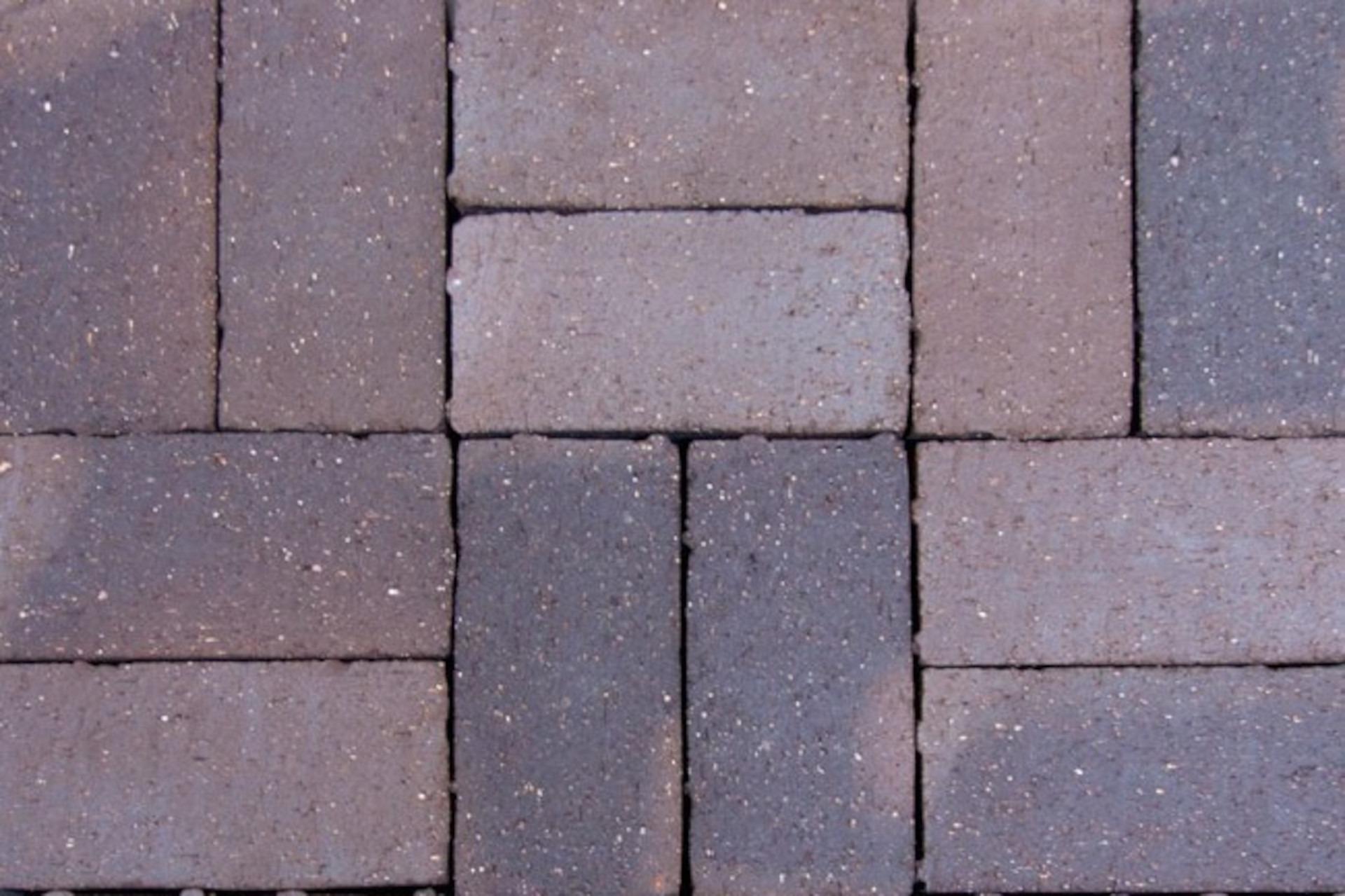 Flint Brick Pavers