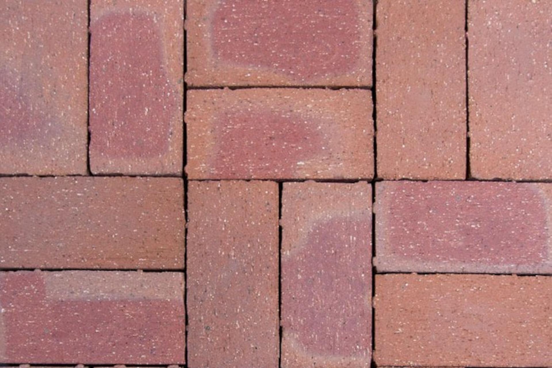 Iron Oxide Brick Pavers