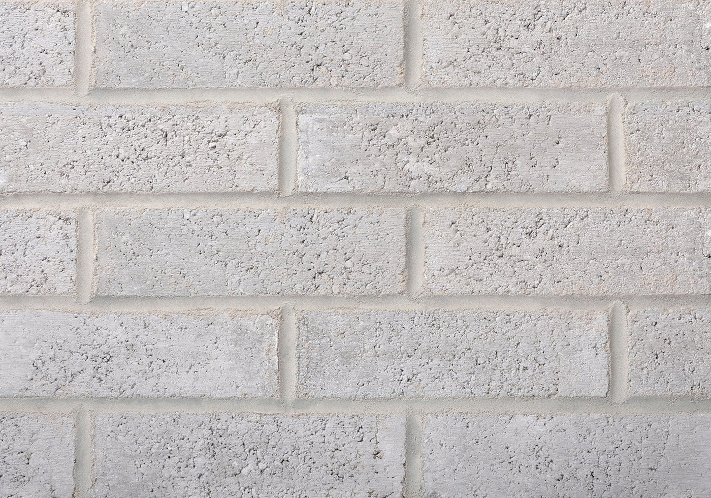 Unpainted Paintable Gray Brick