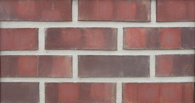 Burgundy Flash Brick