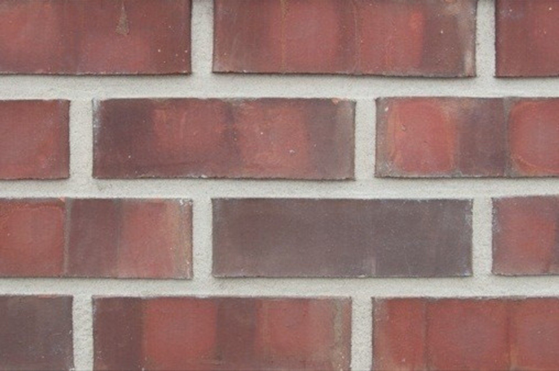 Burgundy Flash Thin Brick