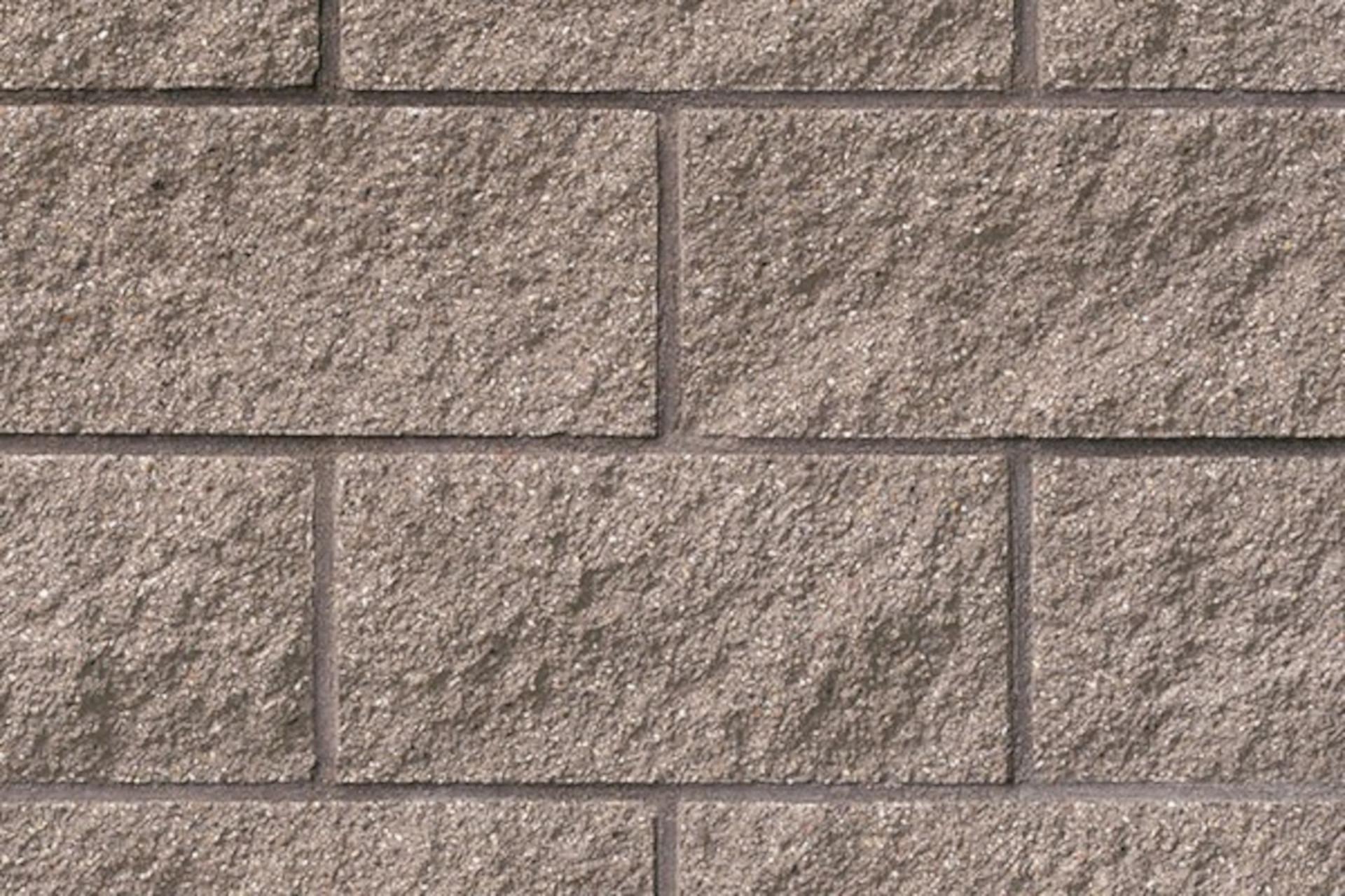 130 Coal Concrete Block