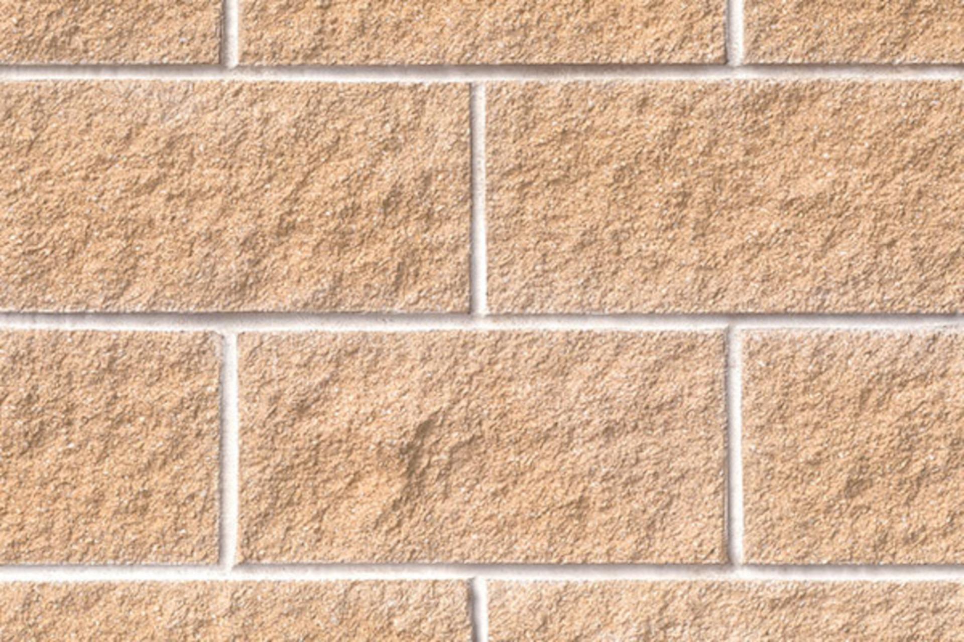 210 Saddle Brown Concrete Block