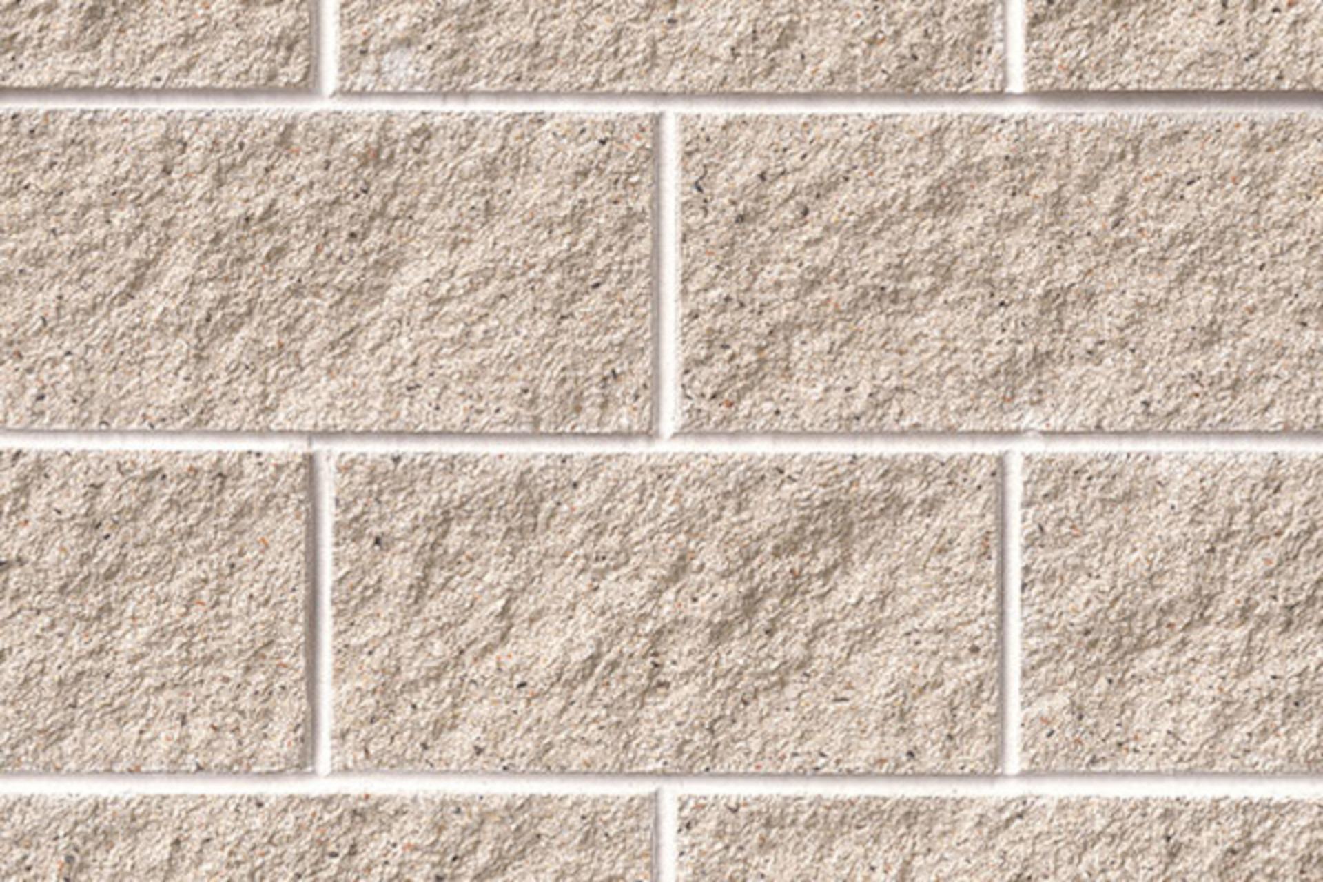250 Silver Concrete Block