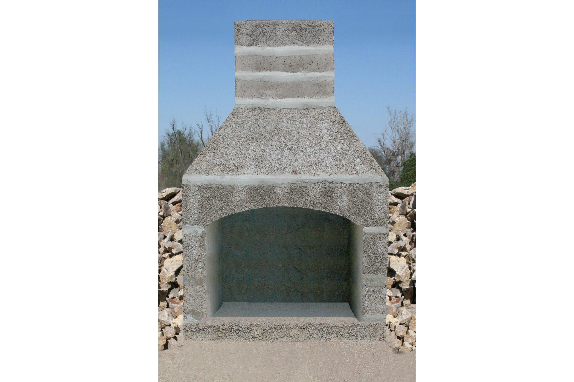 Contractor Series Masonry Fireplace Kit