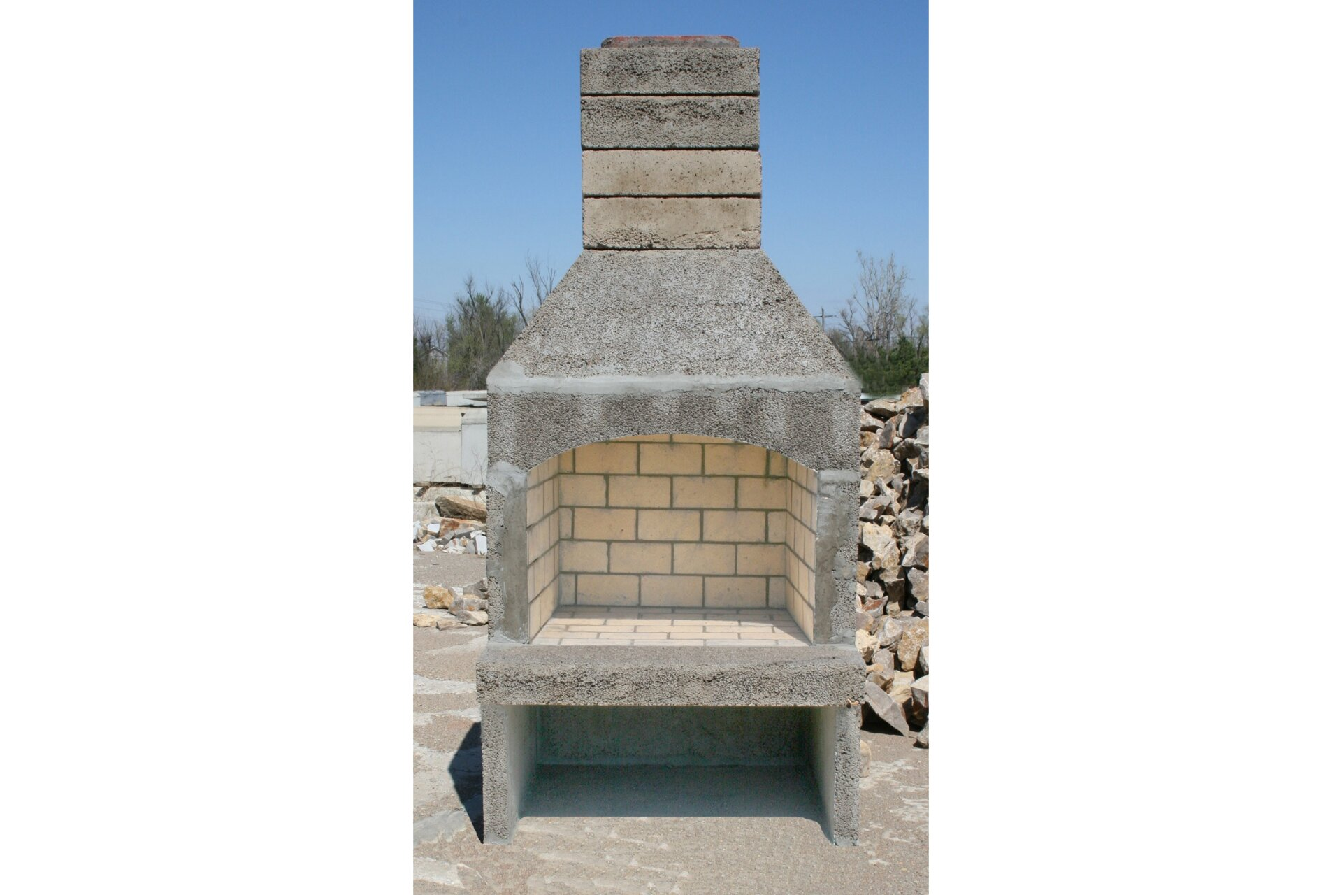 Standard Series Masonry Fireplace Kit