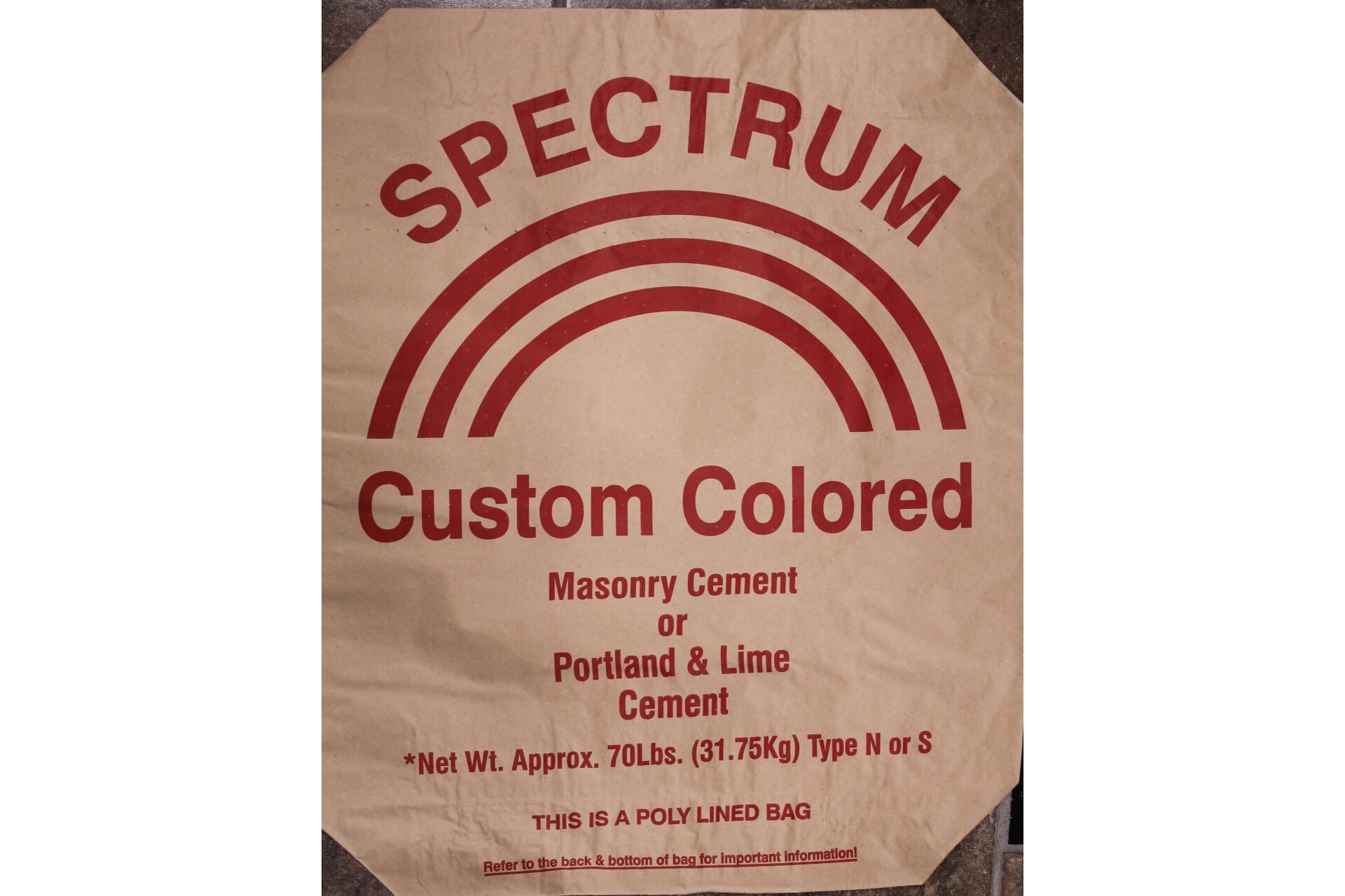 Spectrum Custom Color Masonry Cement