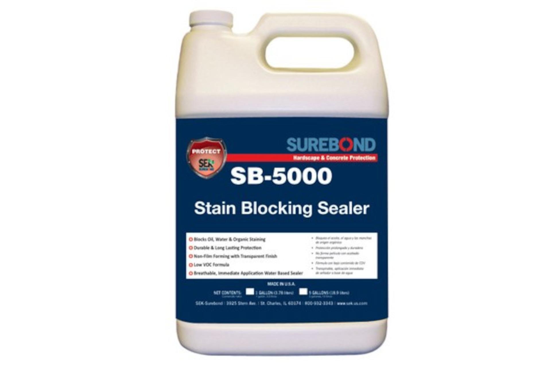 SB-5000 Masonry Sealer