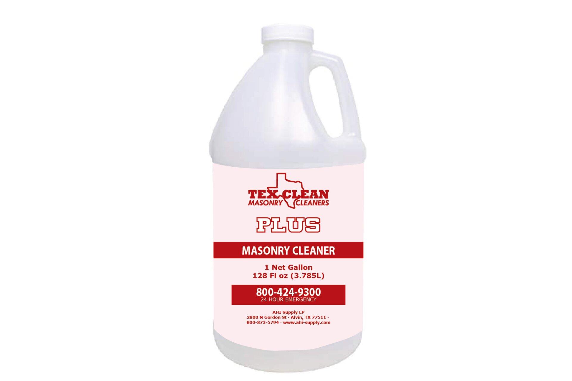 Tex Clean Plus Masonry Cleaner
