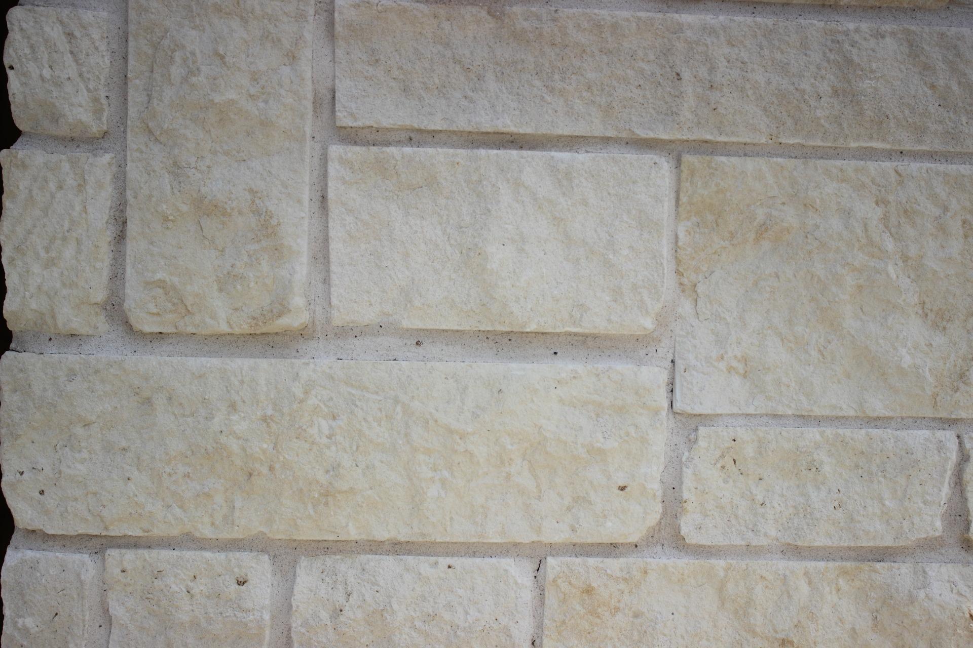 Cream Sawn Stone