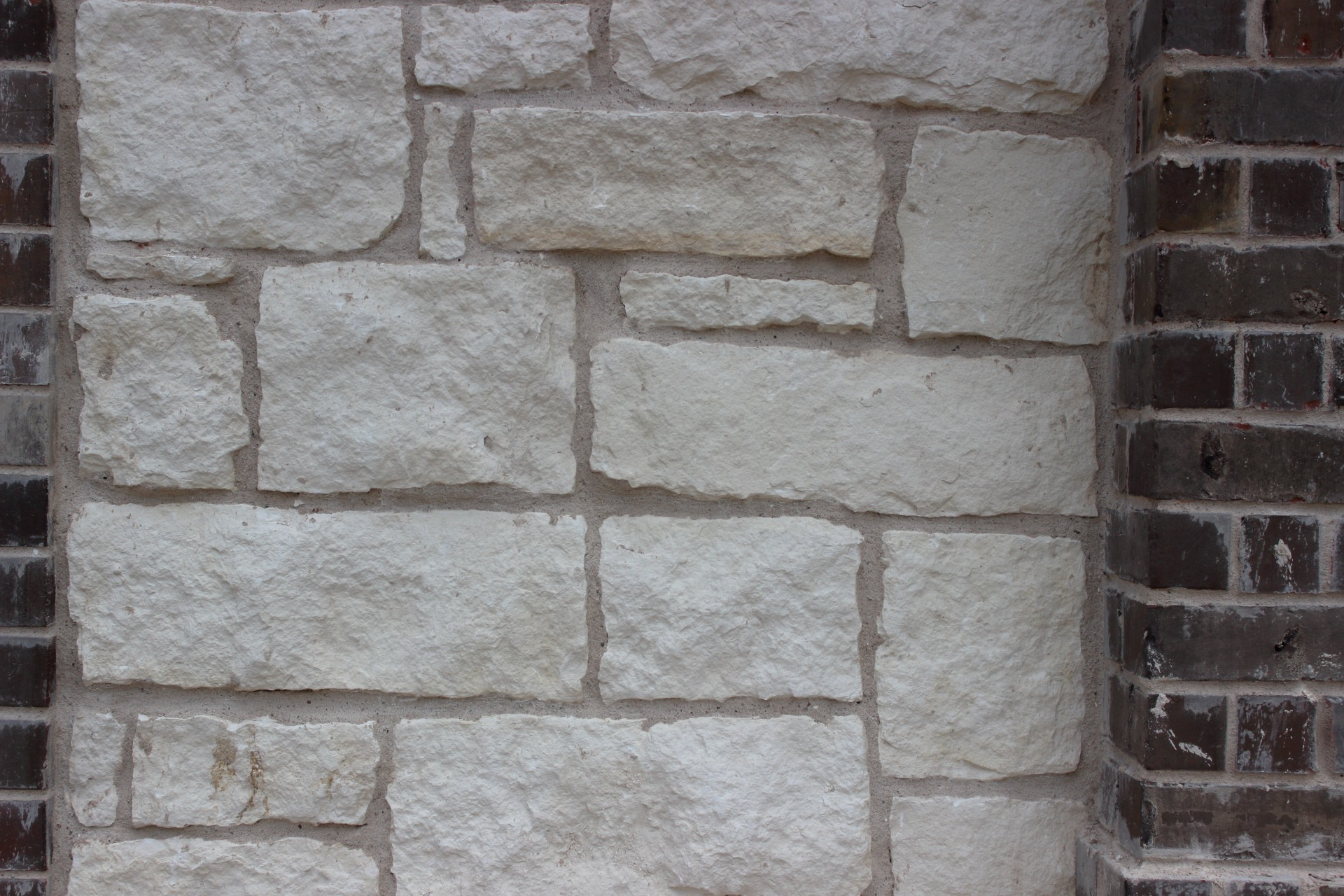 White Chop Stone