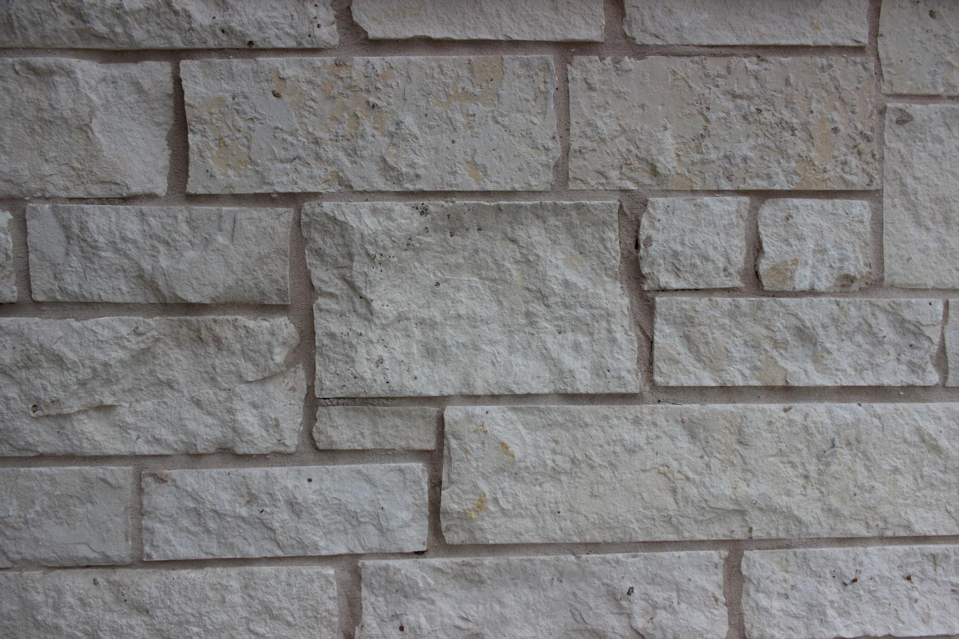 White Sawn Stone