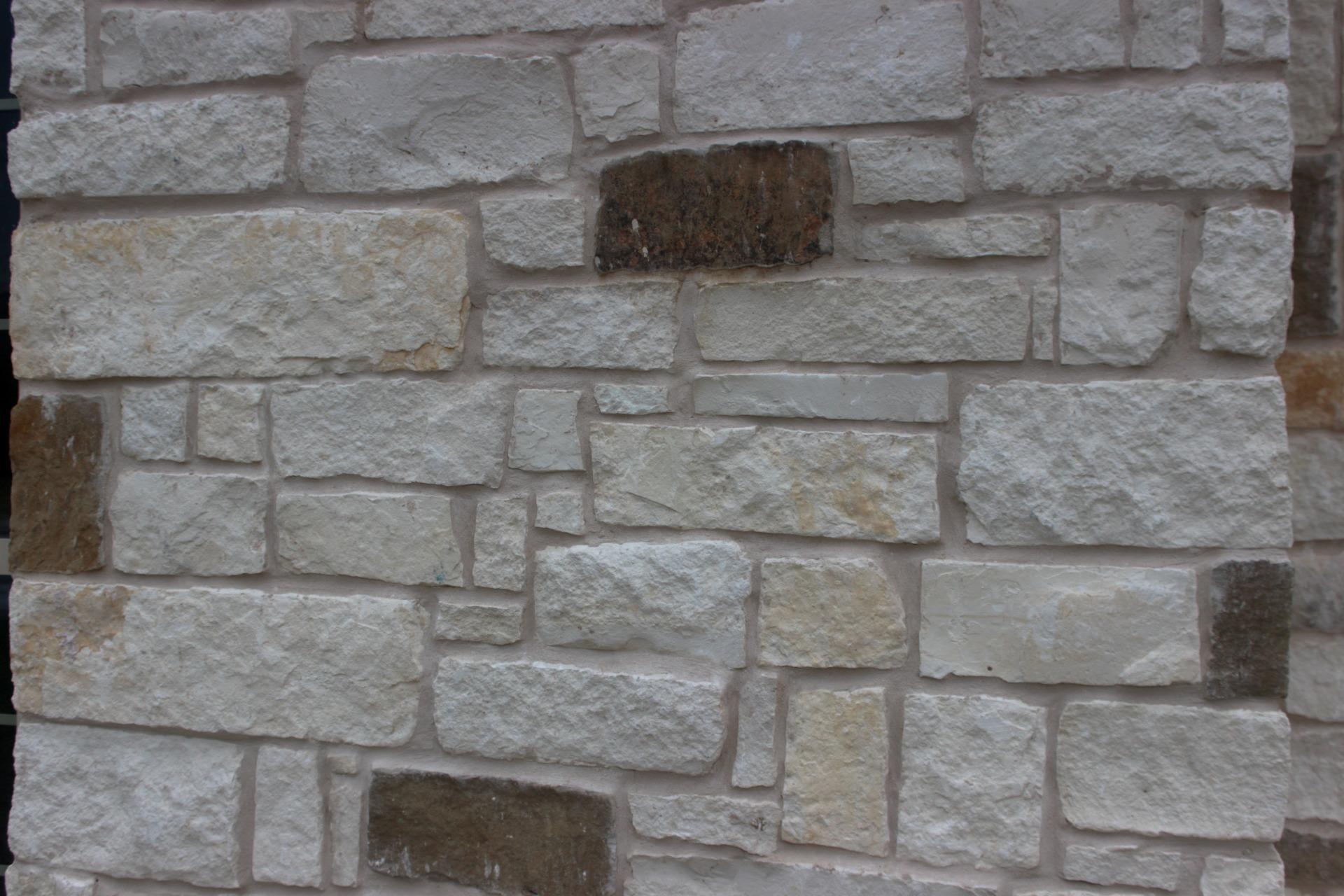 White Cherokee Blended Stone