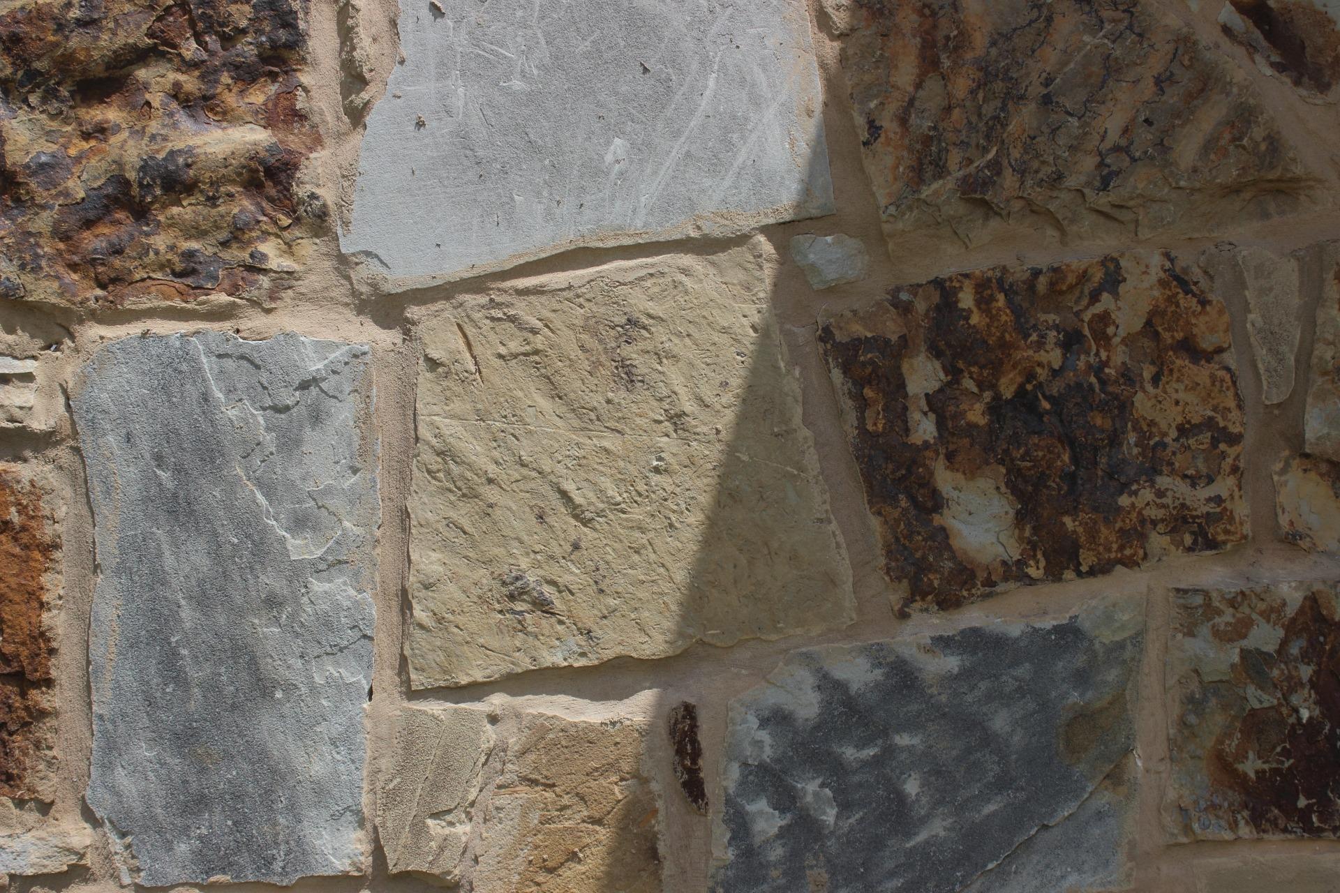 Cherokee Hickory Silvermist Random Stone