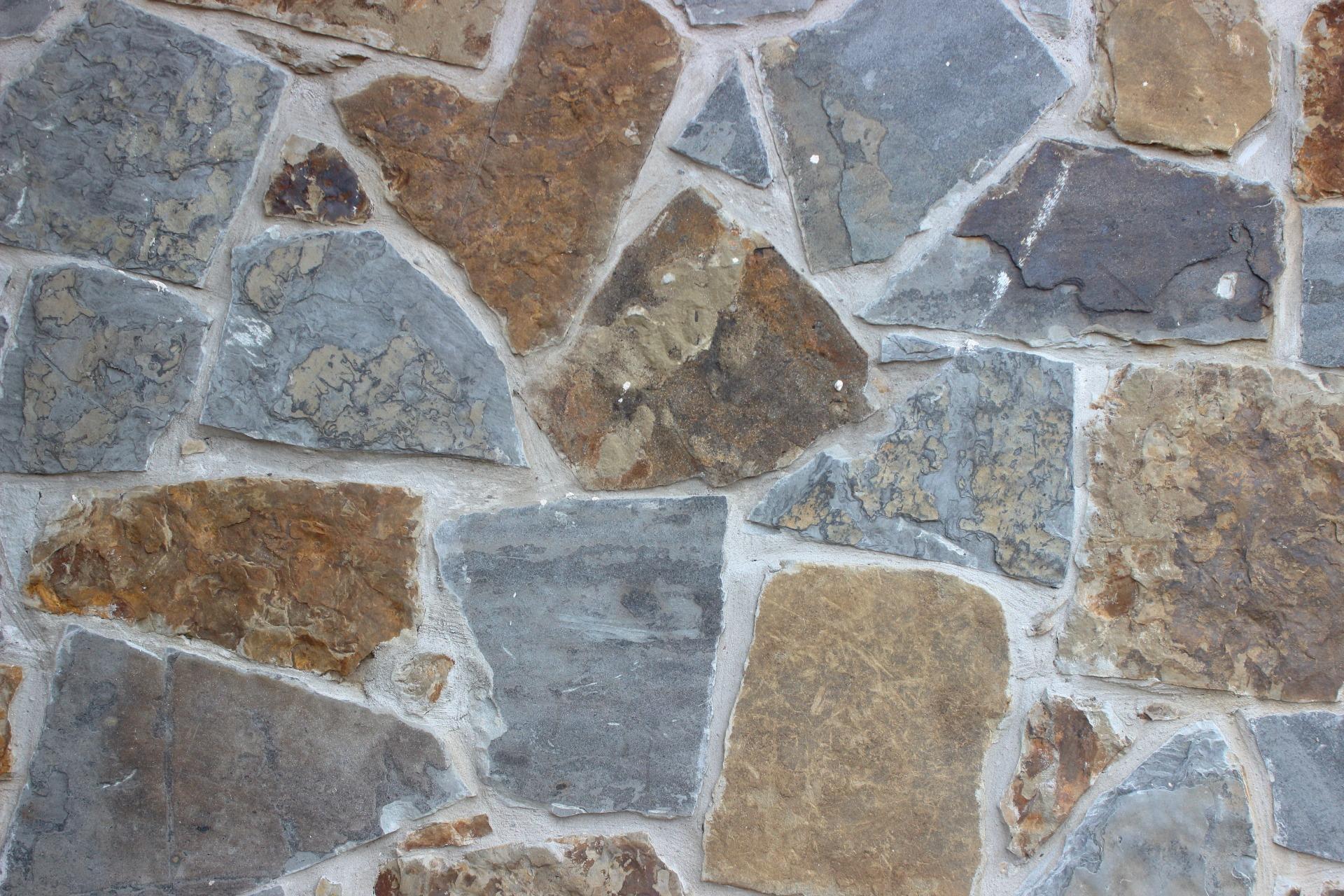 Blue Brown Beaver Mountain Stone