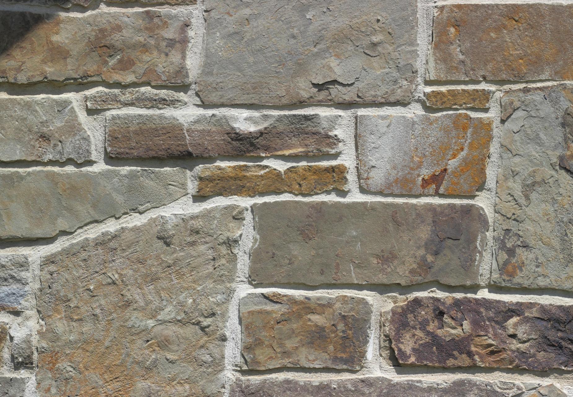 Buckskin Shield Stone
